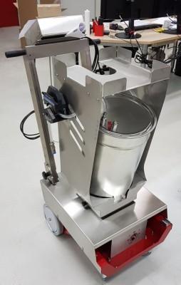 New liquid refilling system